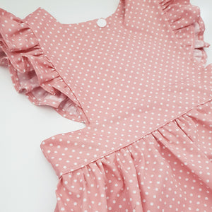 Penny Pinafore dress