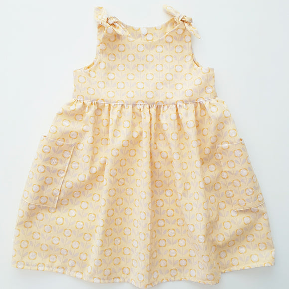 Sunshine Daisy dress