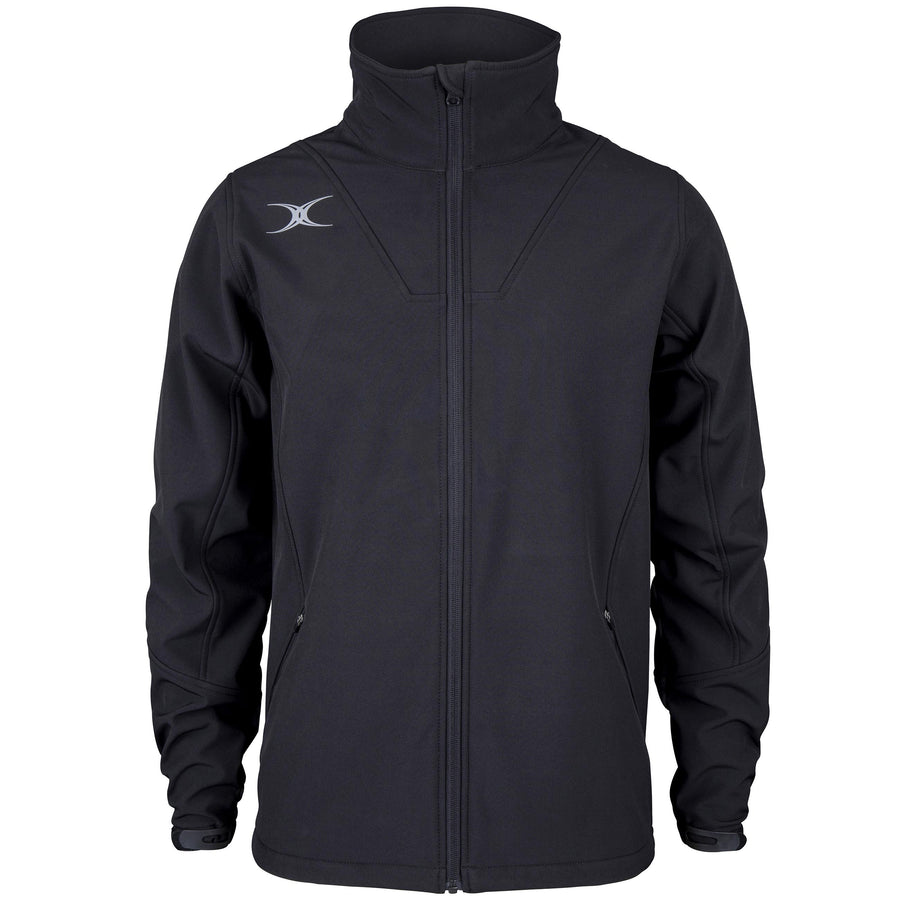 2600 RCBL17 81511905 Jacket Pro Shell Full Zip Black, Front