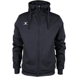 2600 RCBO17 81504205 Jacket Pro Technical Hoodie Full Zip Black, Front