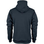 2600 RCBO17 81504305 Jacket Pro Technical Hoodie Full Zip Dark Navy, Back