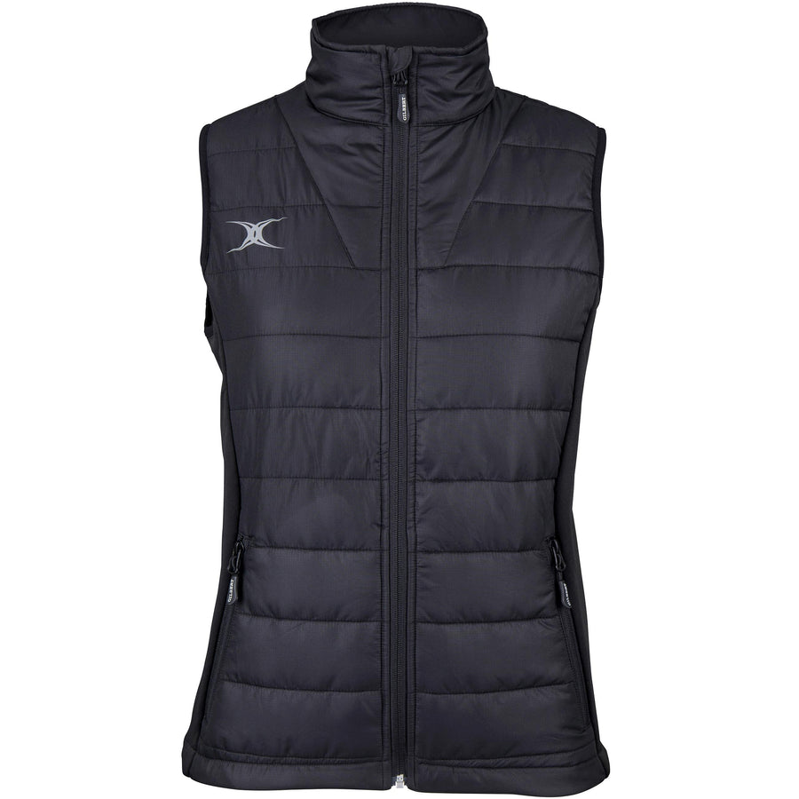2600 RCBP17 81503405 Jacket Pro Bodywarmer Ladies Black, Front