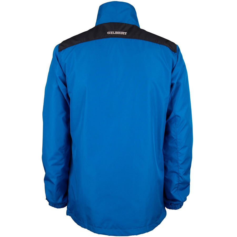 2600 RCBR18 81506605 Jacket Photon Quarter Zip Royal & Dark Navy, Back