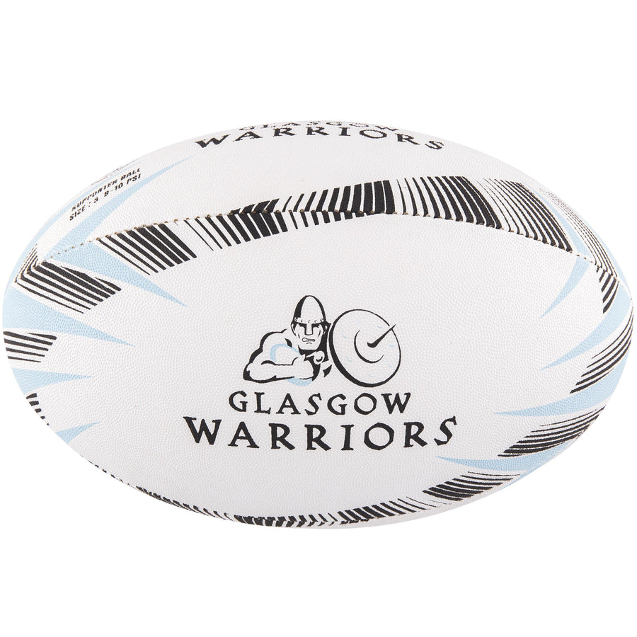 2600 RDDC17 45077105 Ball Supporter Glasgow Warriors Size 5 Panel 1