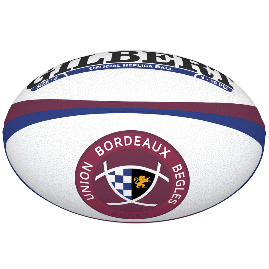 2600 RDEE18 48421605 Ball Replica Union Bordeaux Begles Size 5
