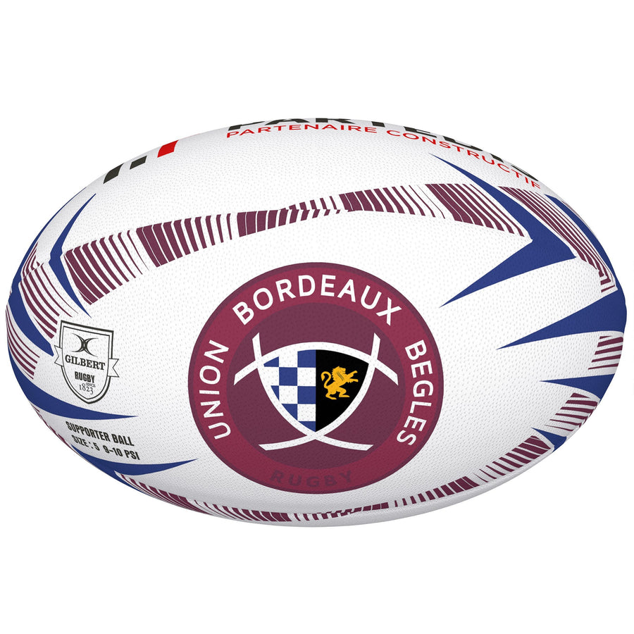 2600 RDEE18 48421705 Ball Supporter Union Bordeaux Begles Size 5