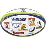 2600 RDFB17 45079105 Ball All Team Logo Super Rugby Size 5 Panel 2