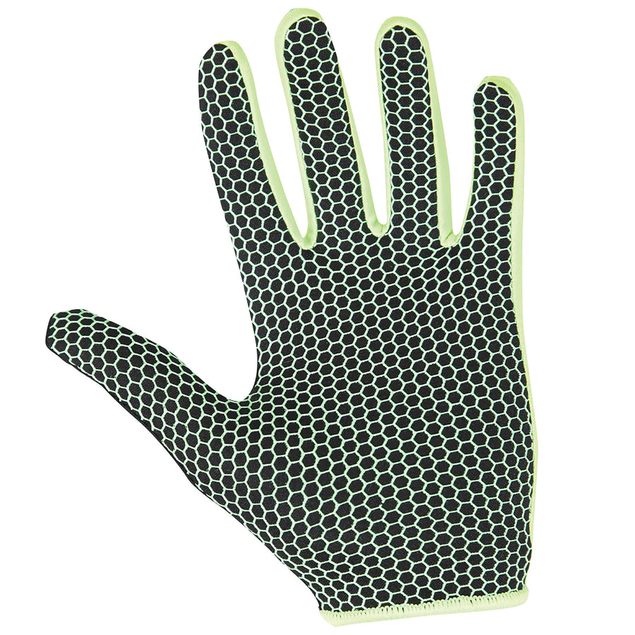 2600 RGAB13 89115305 Glove Atomic Black Green M Palm