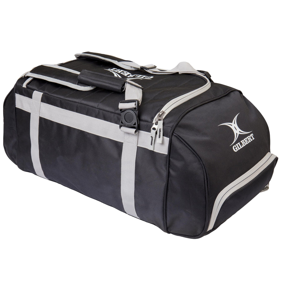 2600 RHAE18 83026300 Bag Deluxe Holdall Black, Bottom End