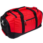 2600 RHAG20 83026603 Bag Club Plyr Holdall V3 Blk Red Back