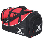 2600 RHBC13 83023904 Bag Club Holdall V2 Black Red