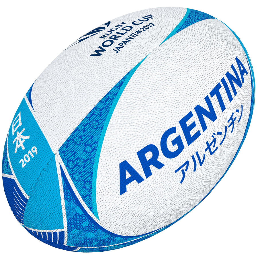 2600 RRBB18 48418105 Ball Rwc2019 Supporter Argentina Sz5