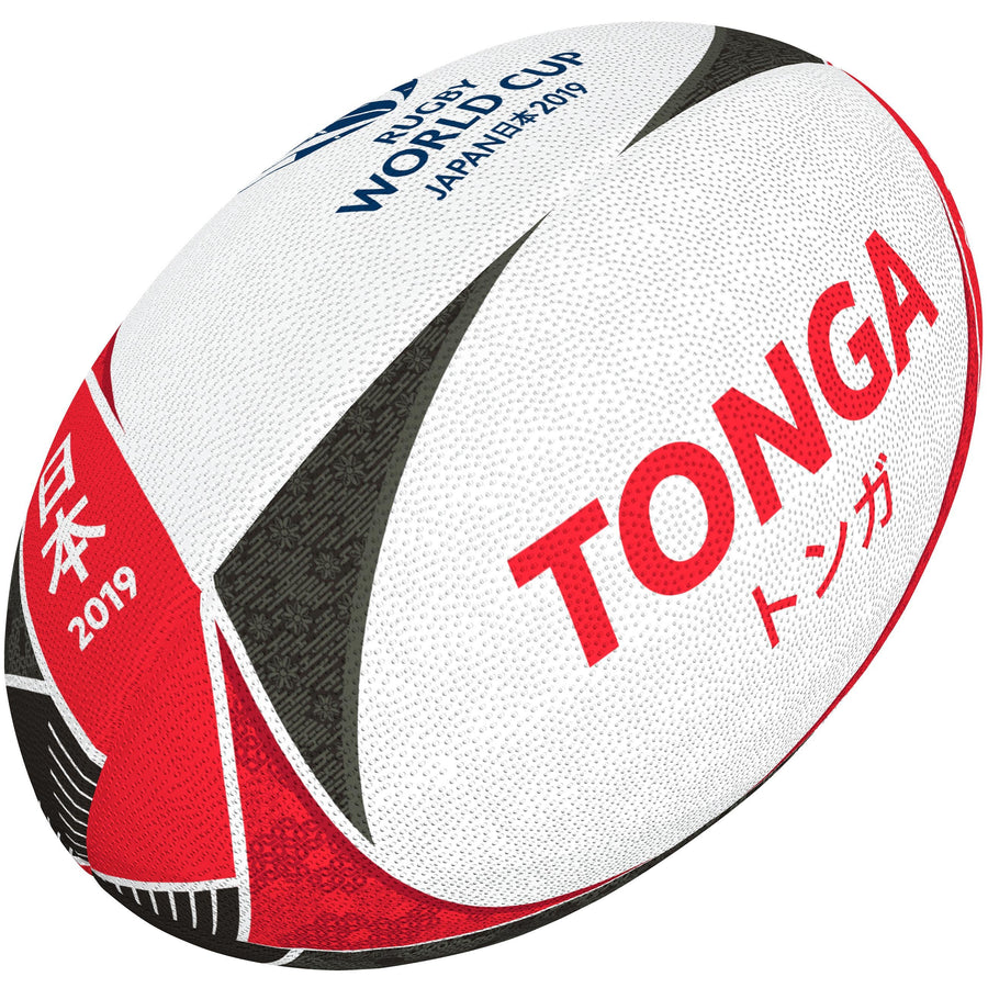 2600 RRBO18 48420805 RWC 2019 Tonga Supporter Ball