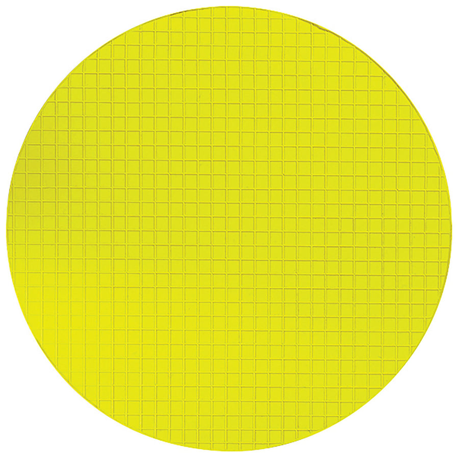 2600 RXCB16 89012300 Rubber Disc Yellow Back