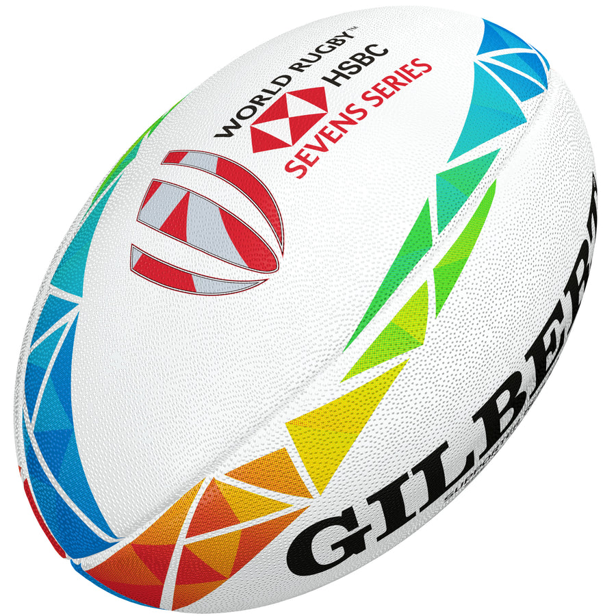 NOUVEAU ! BALLON REPLICA DU HSBC WORLD SEVENS SERIES