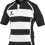 RCAB14MatchShirt Xact Shirt Hoops Black White