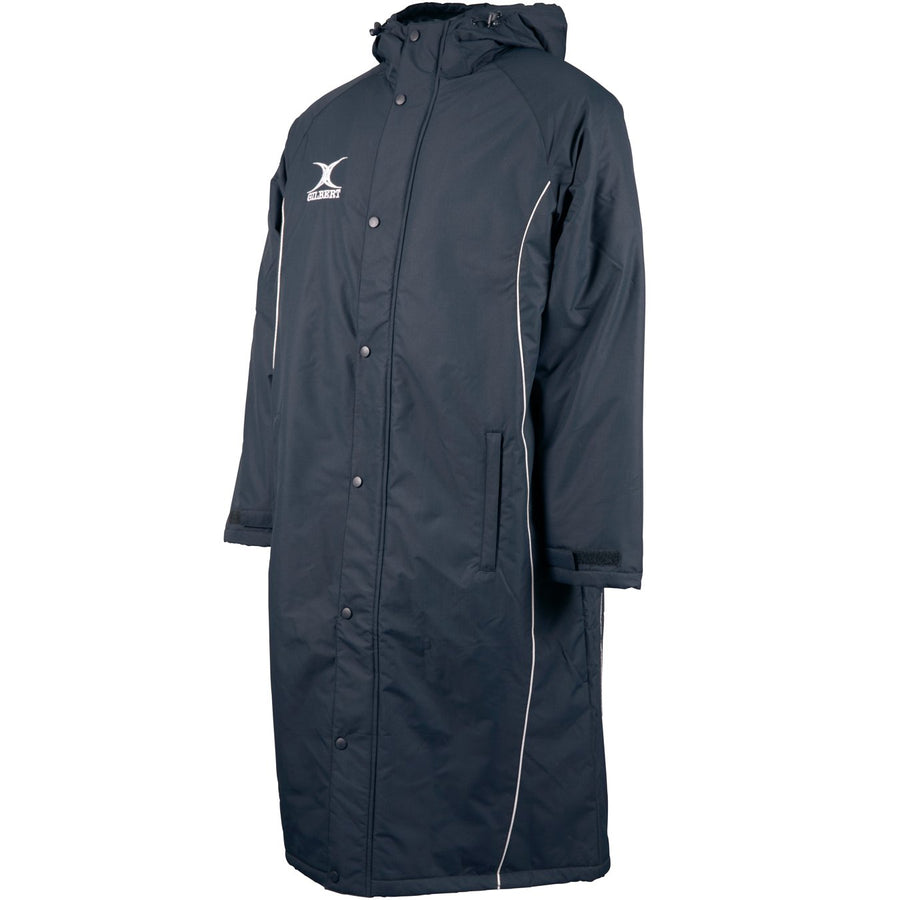 RCBA17Jacket Touchline Black Main