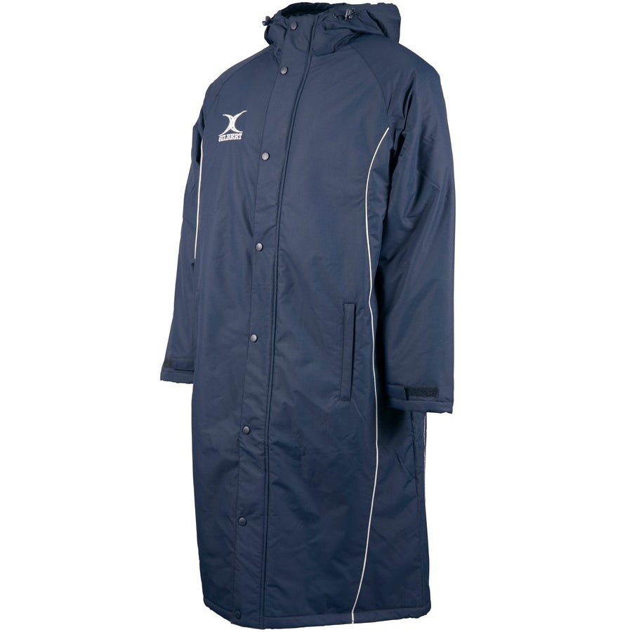 RCBA17Jacket Touchline Navy Main