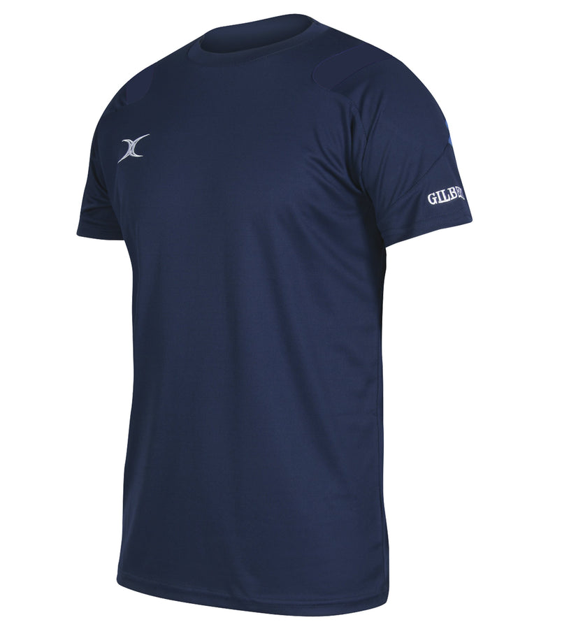 RCFB13LeisureWear Vapour Tee Shirt Navy
