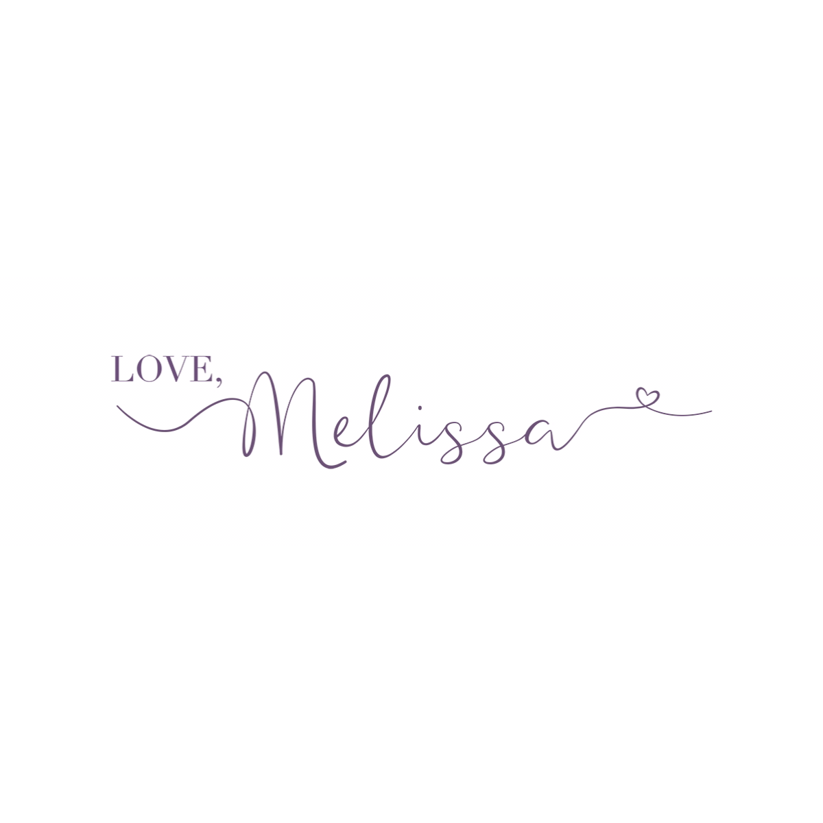 Where To Purchase Love Melissa