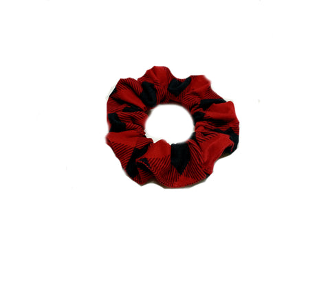 Scrunchie Buffalo Plaid Hair Tie