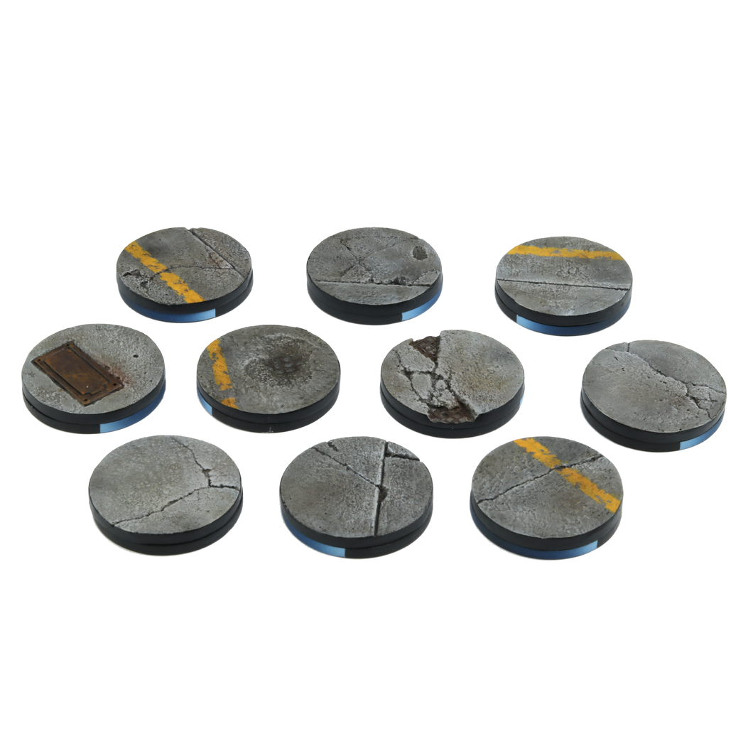 25mm Concrete Base Set