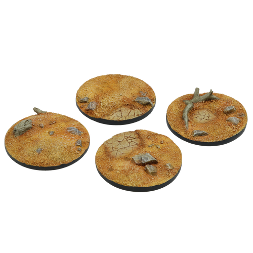 40mm Desert Base Set