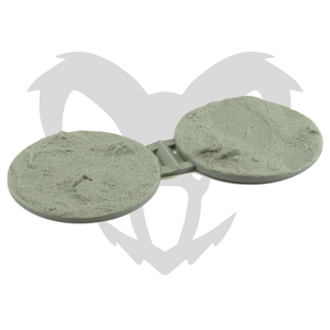 55mm Desert Base Set