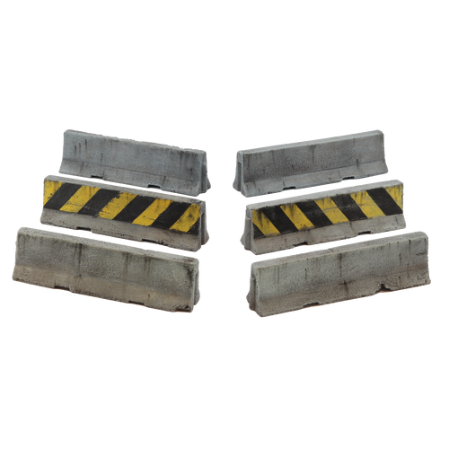 Concrete Barrier Set
