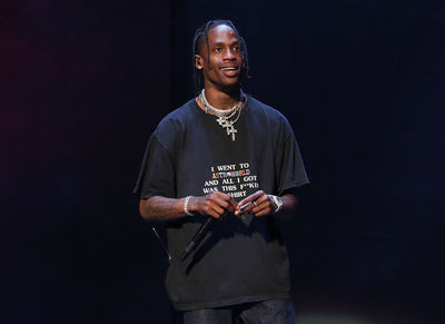 Travis Scott: Grunge meets Hip-Hop