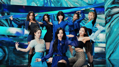 "How TWICE's ""Kura Kura"" Outfits Had Our Heads Spinning"