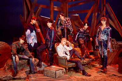 "Smoking Hot Looks in ATEEZ's ""Fireworks (I'm The One)"""