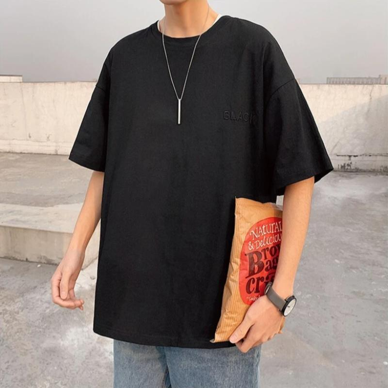 Drop Shoulder Tee - nightcity clothing