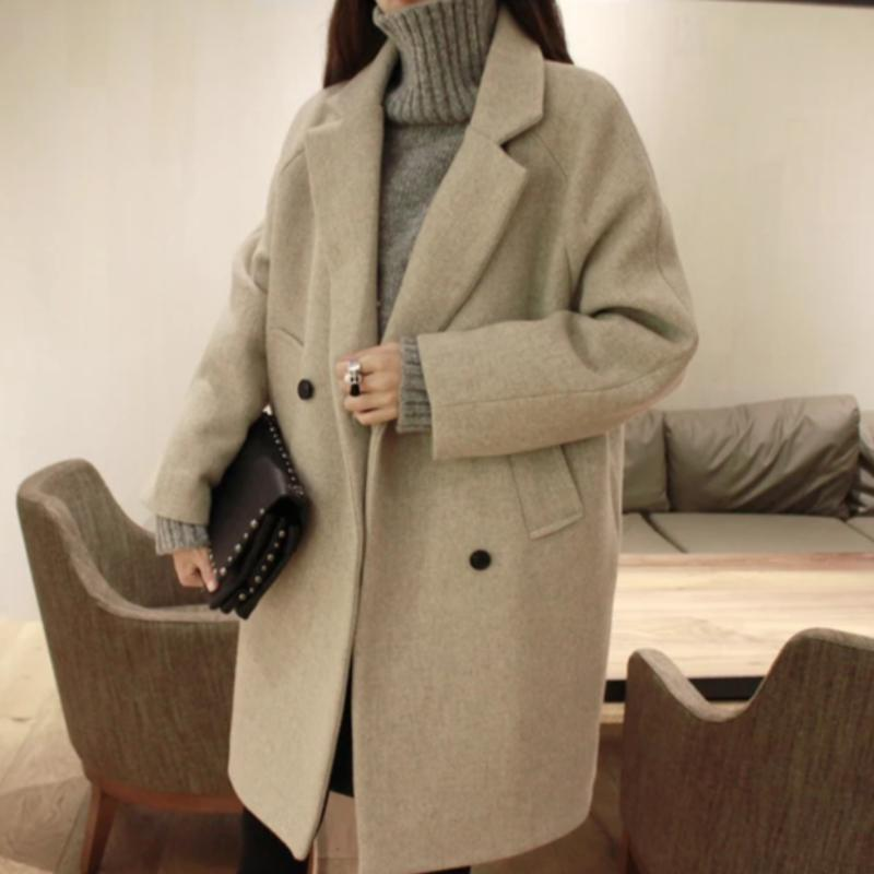 Long Slim Overcoat - nightcity clothing