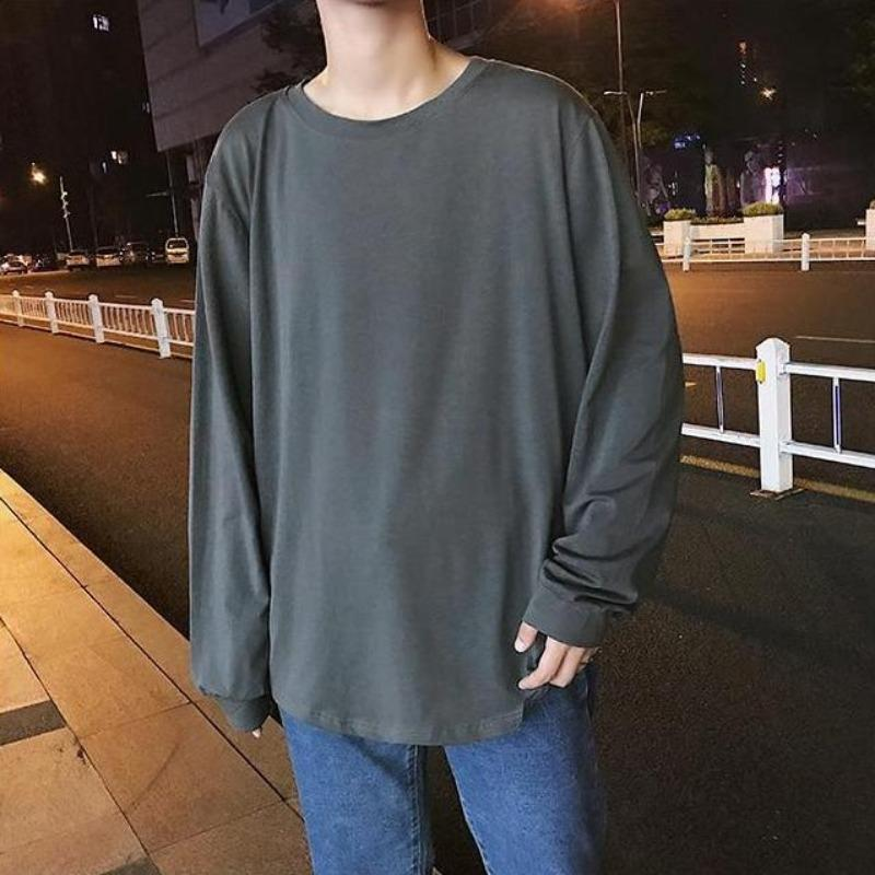 Oversized Long Sleeve Tee - nightcity clothing