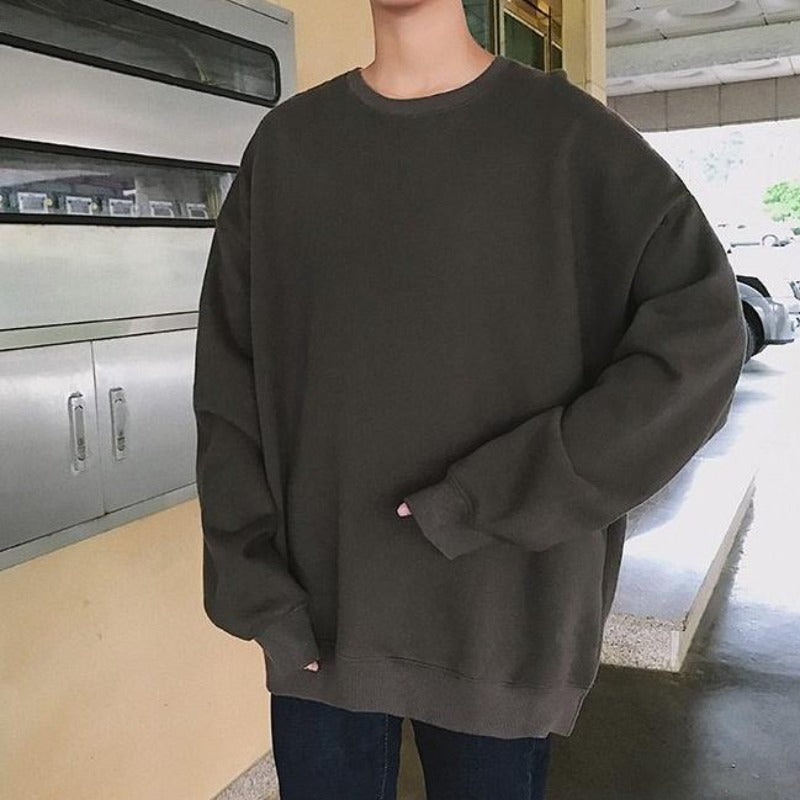 Oversized Sweatshirt - nightcity clothing