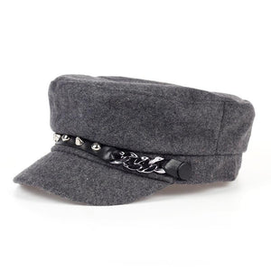 Sailor Hat with Spikes - nightcity clothing