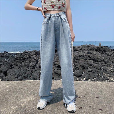 Washout Mom Jeans