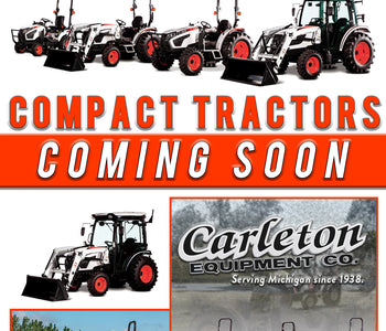 A Guide to Bobcat Compact Tractors