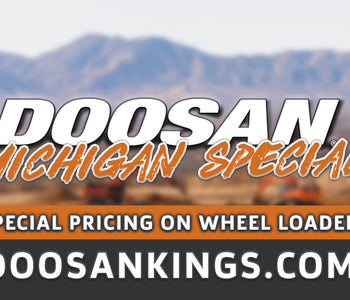 Michigan Doosan Special - Wheel Loaders | Carleton Equipment Co.
