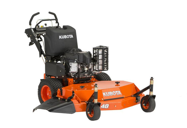 W-Series Walk Behind Mowers | Kubota