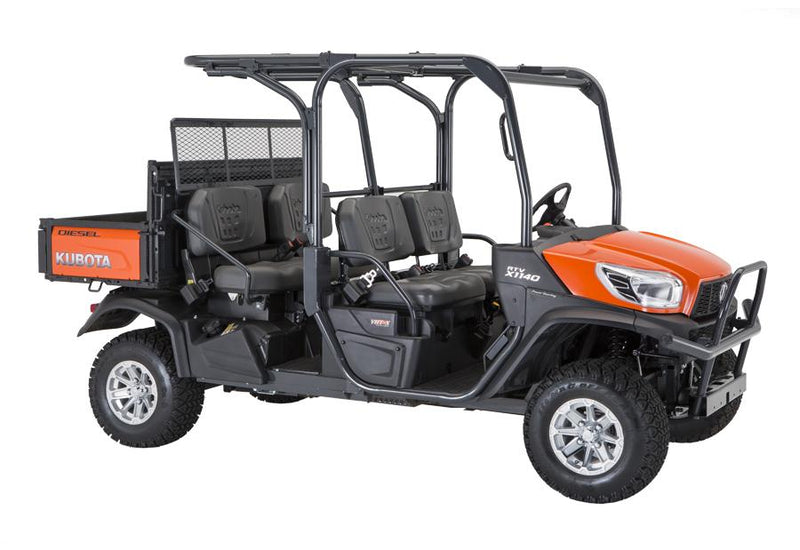 RTV-X1140 Work Site | Kubota