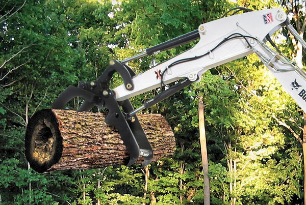 Three-Tine Grapple | Bobcat