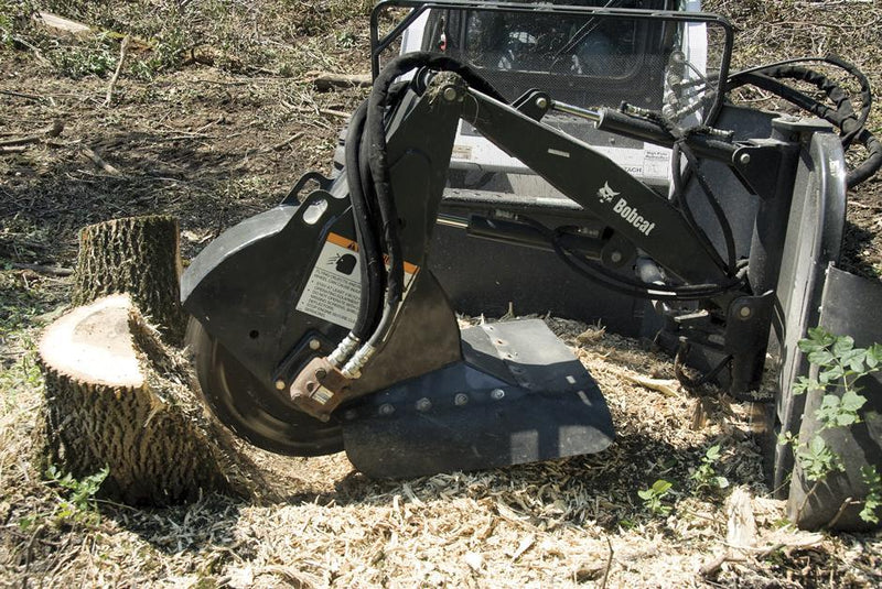 Stump Grinder | Bobcat