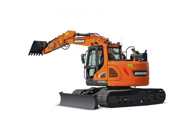 Doosan DX140LCR-5 - Rental