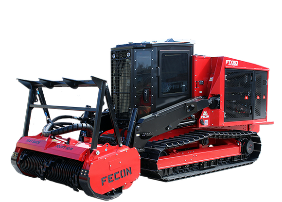 FTX150 | Fecon - Rental