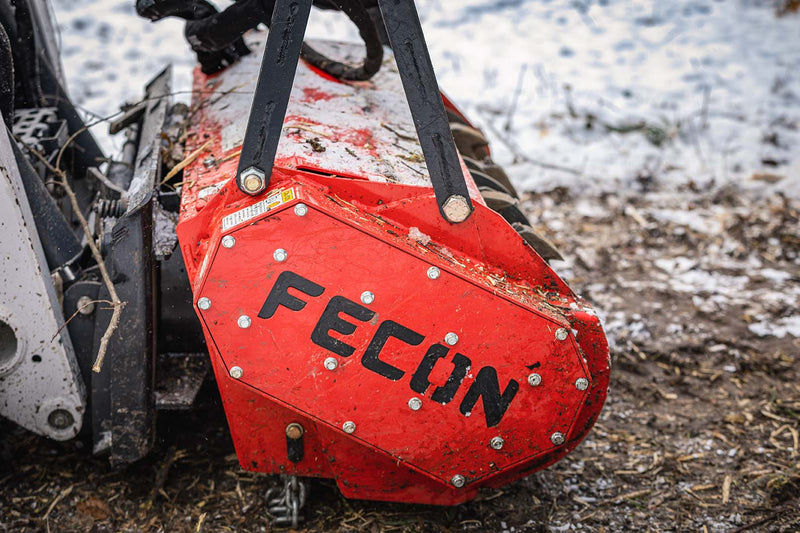 Bull Hog Mulcher - Low Flow | Fecon