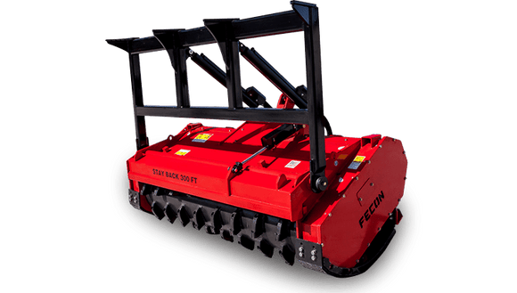 Bull Hog Mulcher | Fecon