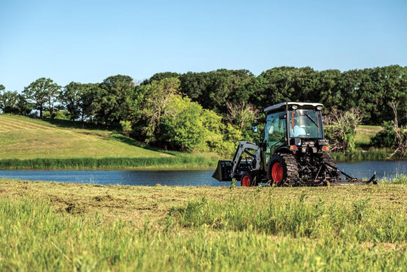 Finish Mower | Bobcat® - Compact Tractors