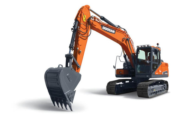Doosan DX170LC-5 - Rental